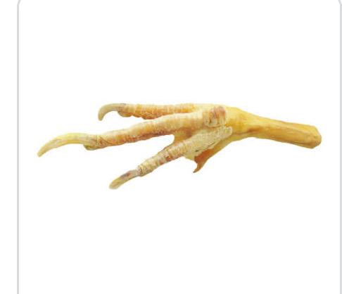 Chicken Paws?!